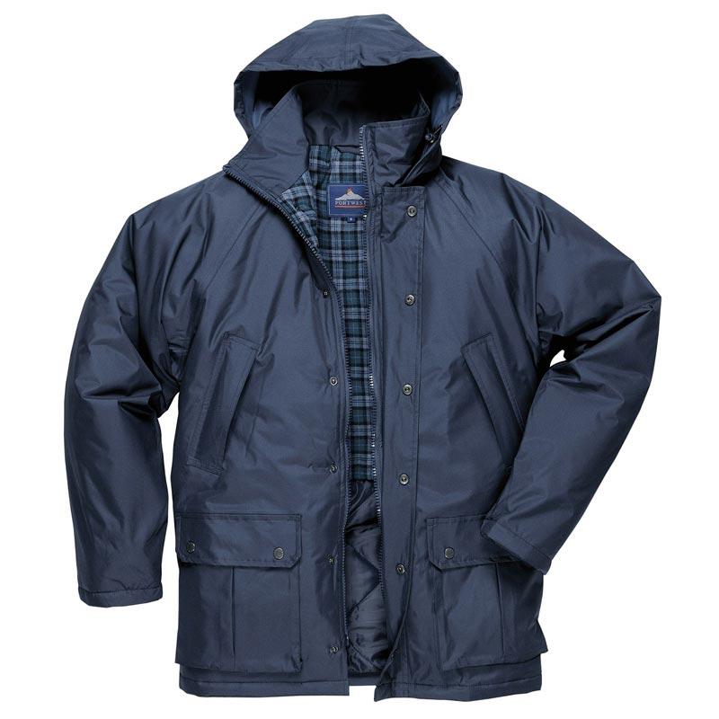 'Dundee' Lined Waterproof Jacket