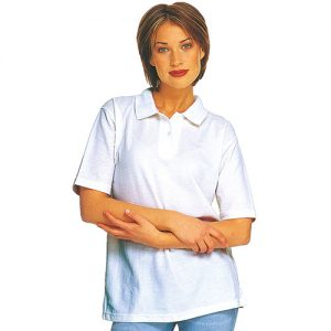 TPL01-Ladies' 210g 50/50 PC Pique Polo