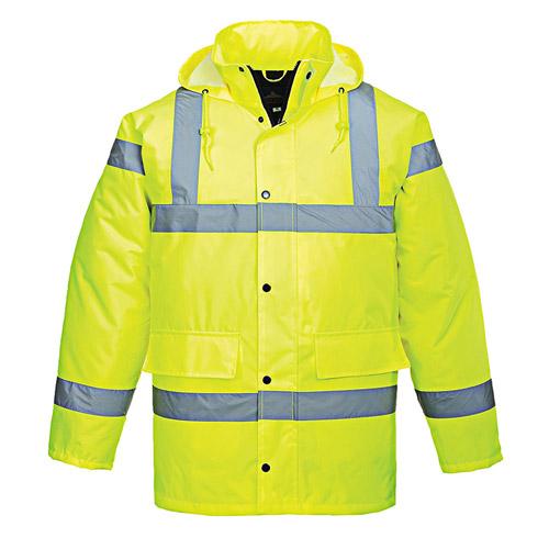 Hi-Vis Breathable Traffic Jacket-WJAA461-main