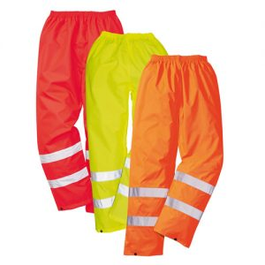 Hi Vis Traffic Trouser-WTRA480-main