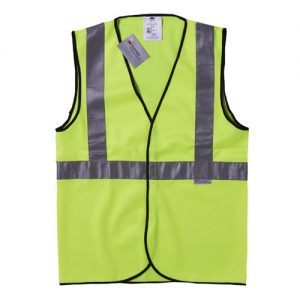 Hi-Vis Single Band Vest-WWCA01-main