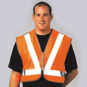 Hi Vis Short Vest, GO/RT-WWCA21-main