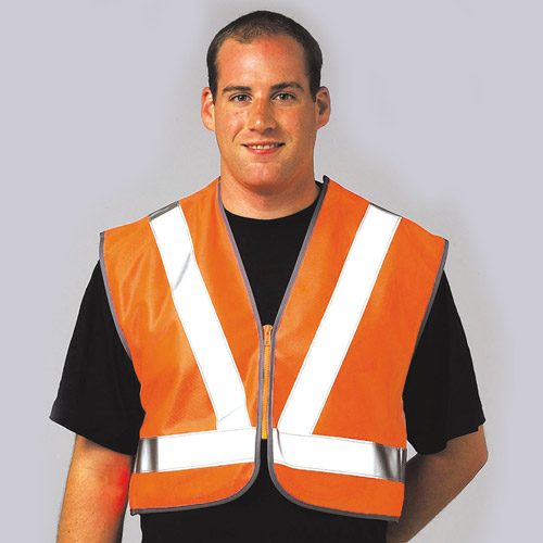 Hi Vis Short Vest, GO/RT-WWCA21-main