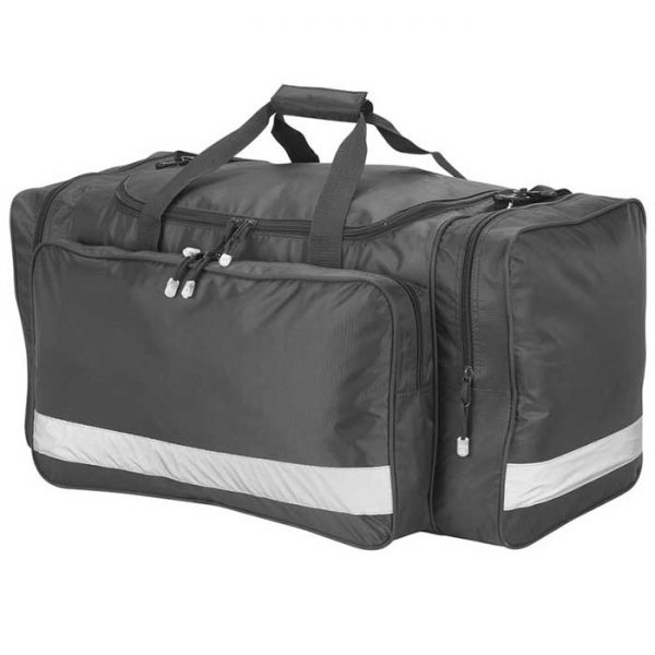 Glasgow Jumbo Kit Holdall - GBA1417 - black