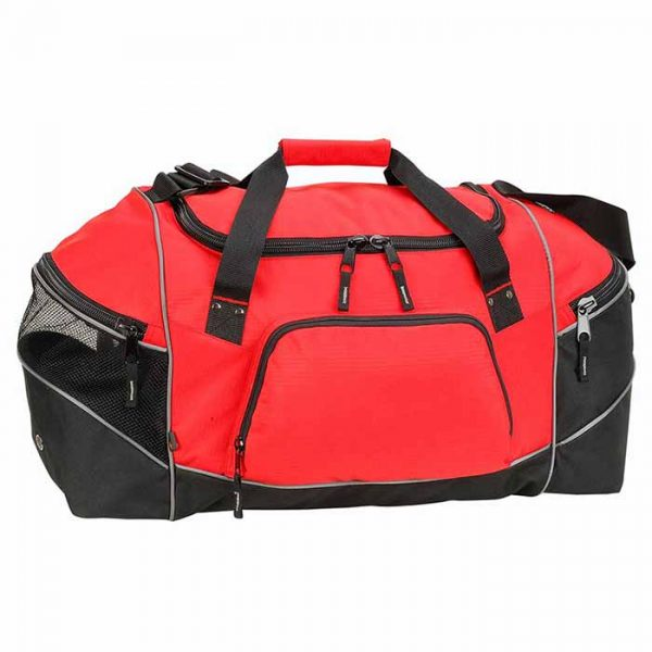 Daytona Sports Travel Holdall - GBA2510-red