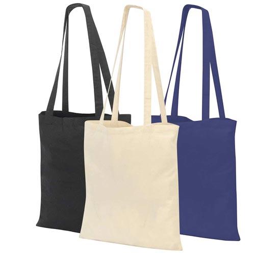 Guildford Cotton Shopper/Tote Shoulder Bag - GBA4112