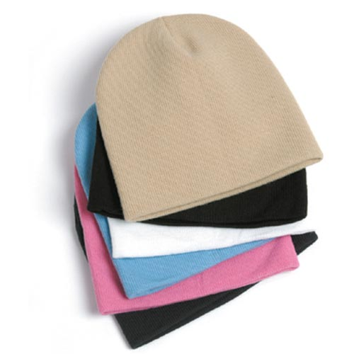 Rolled Down Beanie Hat - GHAA06