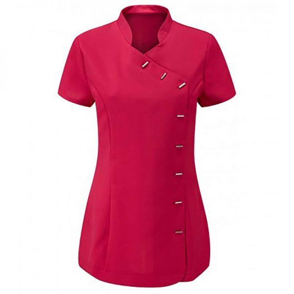 170g Ladies Classic Beauty Tunic-HTULBT1-pink