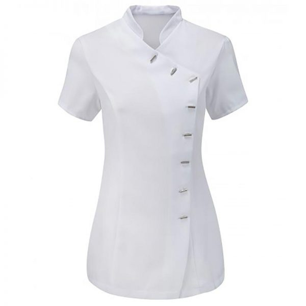 170g Ladies Classic Beauty Tunic-HTULBT1-white