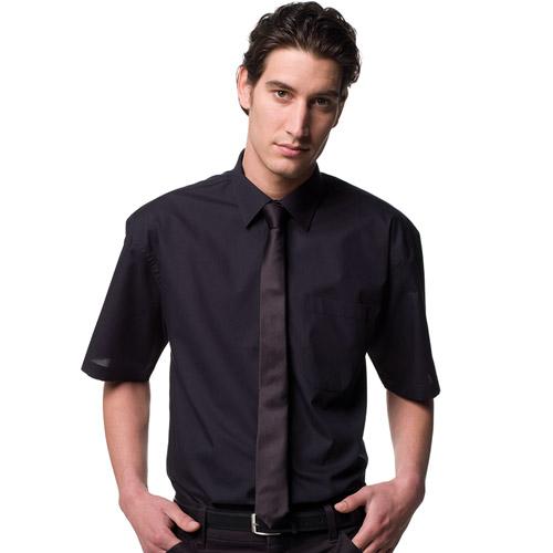 Easy Care Poplin Shirt Short-Sleeve - JSHA935-main