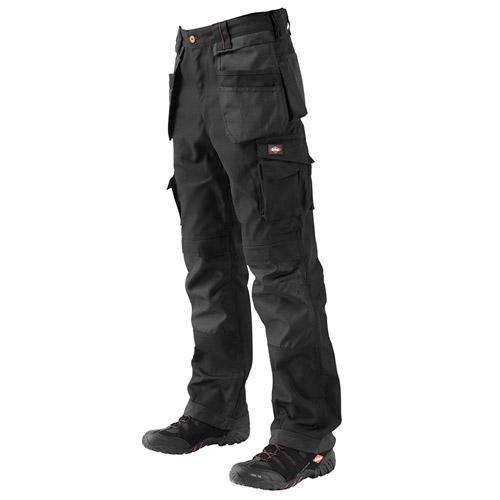 Canvas Premium Spec. Cargo Trouser - LCPNT210-black