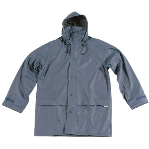 'Flex' Waterproof Stretch PU Jacket - OJAA220