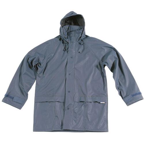 'Flex' Waterproof Stretch PU Jacket - OJAA220