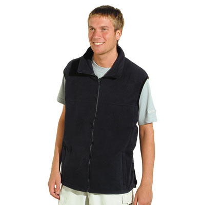 'Haber II' Fleece Bodywarmer - RBWA700-black