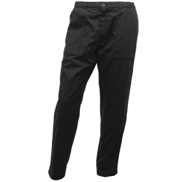 170g 'Action' Lined Work Trouser - RTRA331-black
