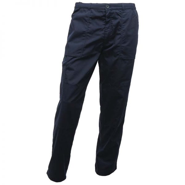 170g 'Action' Lined Work Trouser - RTRA331-navy