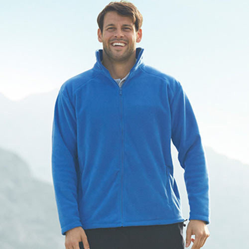 Full Zip Fleece - SFFZA-royal
