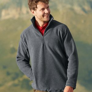 Half Zip Fleece - SFHZA