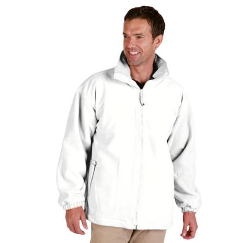 Gold Label Premium Polar Fleece - TFA01-white