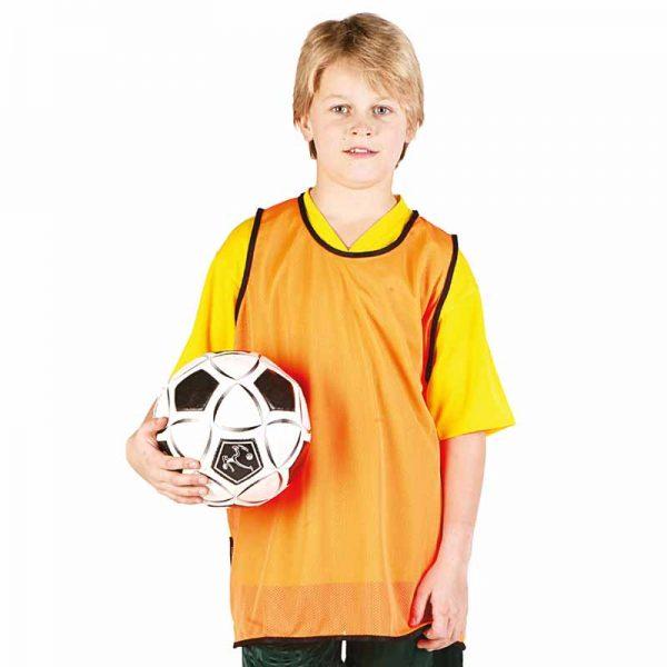 Football Bib - TFBK01-orange