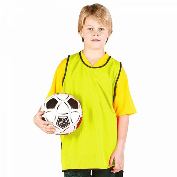 Football Bib - TFBK01-yellow