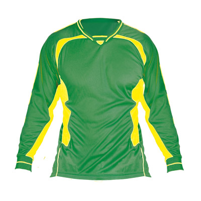 Kids Football Kit - TFKK01-kelly-green