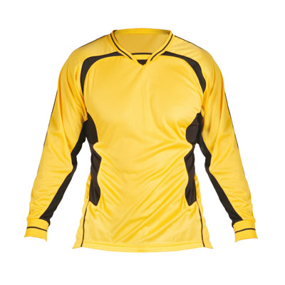 Kids Football Kit - TFKK01-yellow