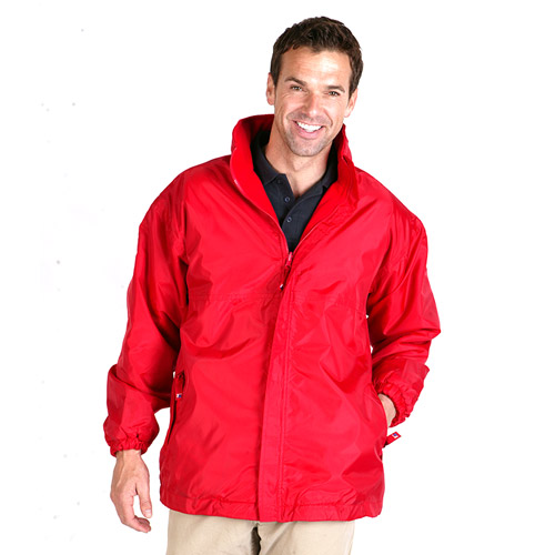 College Jacket (Showerproof) - TJAA01-red