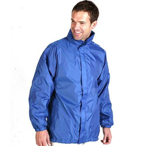 College Jacket (Showerproof) - TJAA01-royal