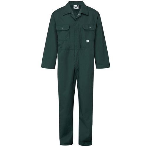 Stud-Front Boiler Suit - WBSA344_spruce