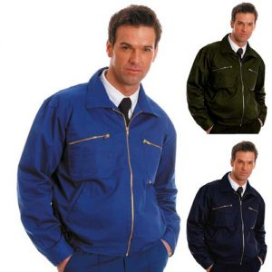 280gsm Heavyweight Drivers Jacket - WJAA30