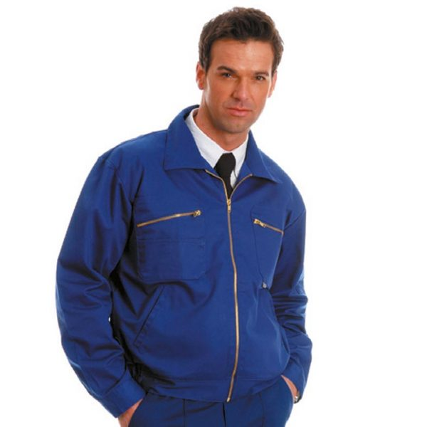 280gsm Heavyweight Drivers Jacket - WJAA30-royal