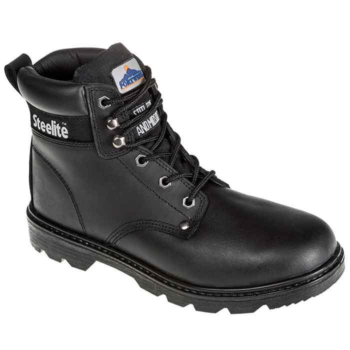 Steelite Thor Safety Boot S3 WSFA11-black