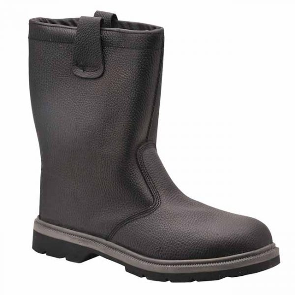 Steelite Rigger Safety Boot S1P - WSFA12-black