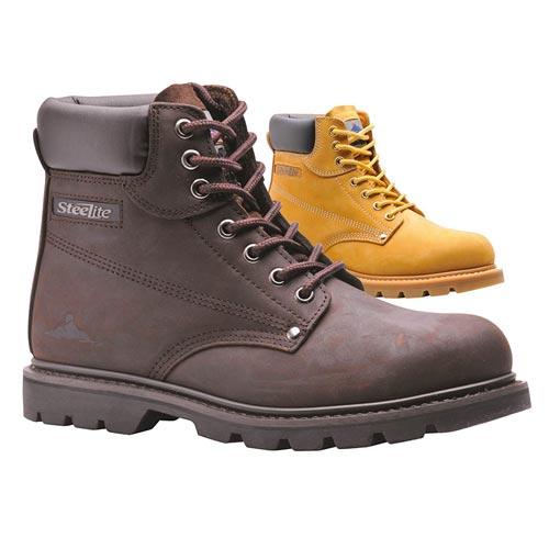 Steelite Welted Safety Boot SB - WSFA17