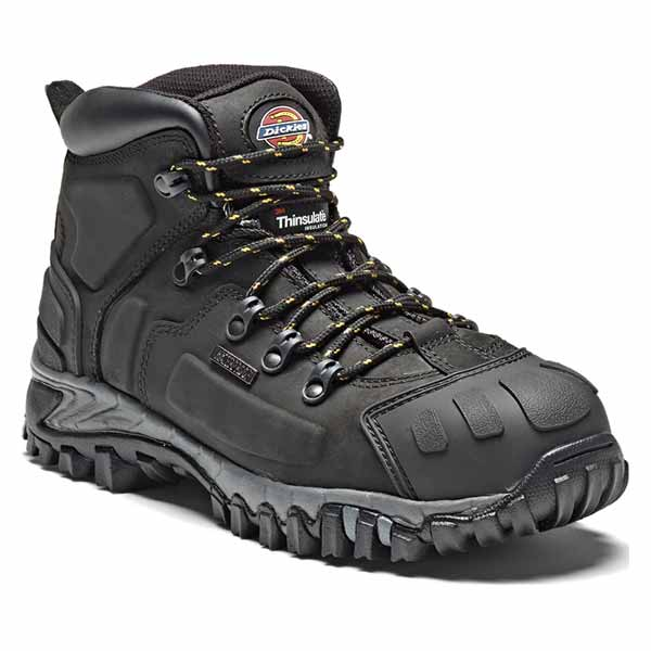 Medway Water Resistant Safety Boot S3 - WSFA23310-black