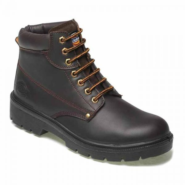 Antrim Super Safety Boot - WSFA23333-brown