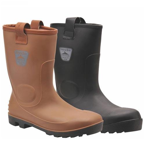 Steelite™ Neptune Rigger Boot S5 - WSFA75