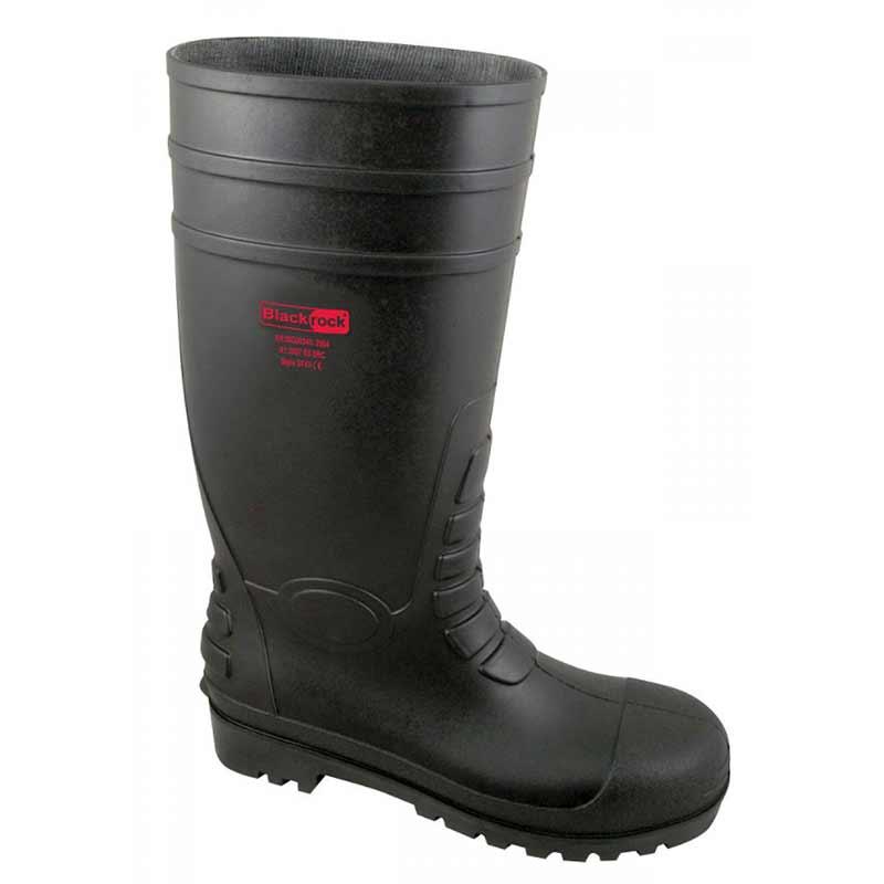Safety Wellington Boot S5 - WSFAWE-black