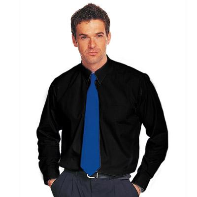 PC Shirt Long-Sleeve-WSHA01-black