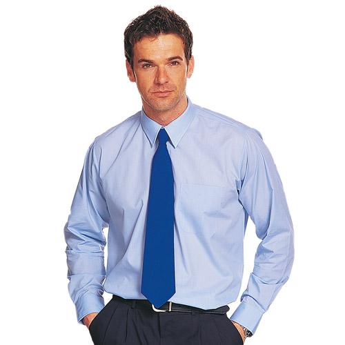 PC Shirt Long-Sleeve-WSHA01-sky