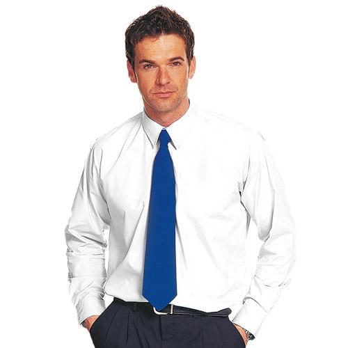 PC Shirt Long-Sleeve-WSHA01-white