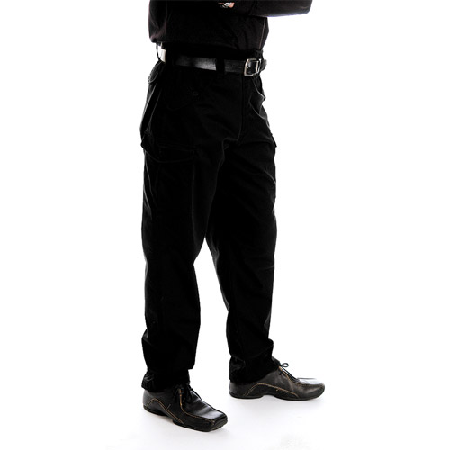Heavy Weight Combat Trouser - WTRA20-black