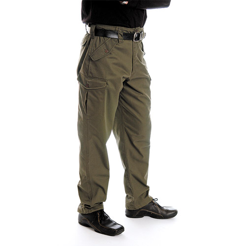 Heavy Weight Combat Trouser - WTRA20-olive