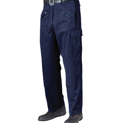 Heavyweight Action Trouser - WTRA21-navy