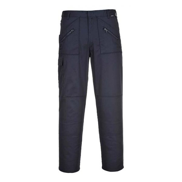 245gsm 'Action' Trouser - WTRA887-dark-navy
