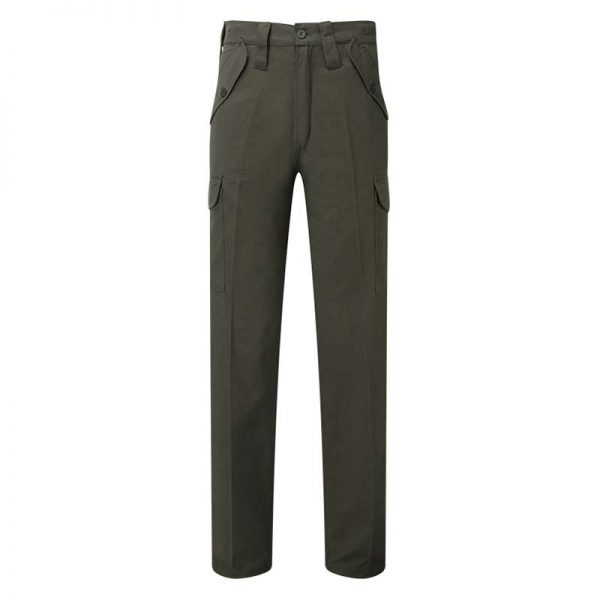 240g Combat Trouser - WTRA901-olive-green