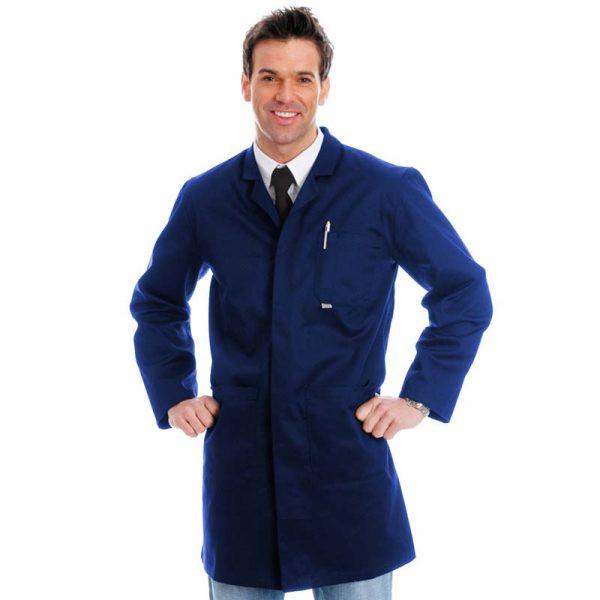 280gsm Heavyweight Warehouse Coat - WWCA03-royal