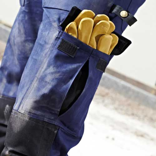 Grafter Duotone Trouser - Workwear from CKL. As the name suggests the Grafter Trousers are one of the toughest money can buy - wd4930