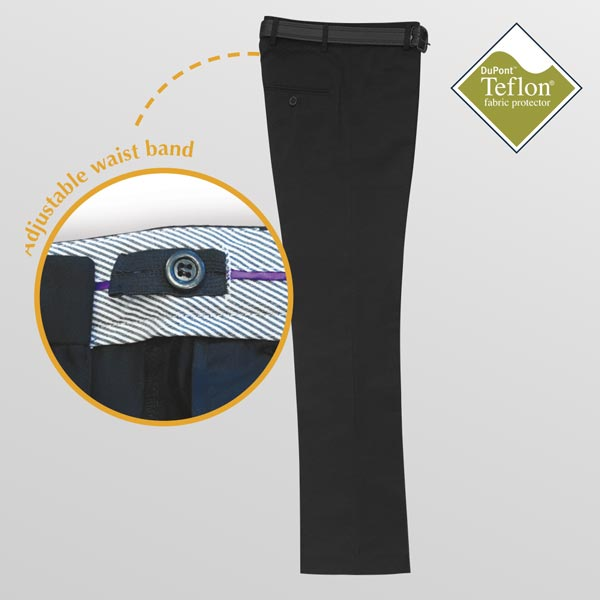 Youths slim fit trouser - CTRB25